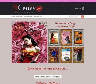 E.Commerce - Web Be Crazy
