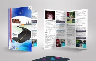 Création brochure commerciale