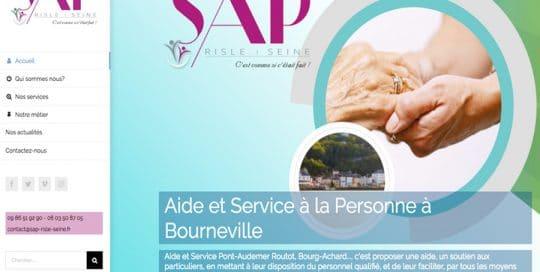 Création site internet Normandie