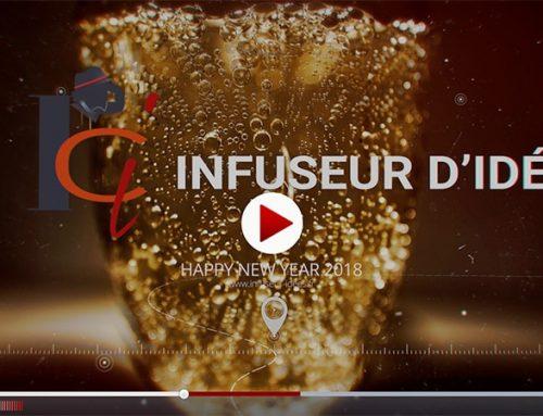 Agence de Com Rouen – Voeux 2018