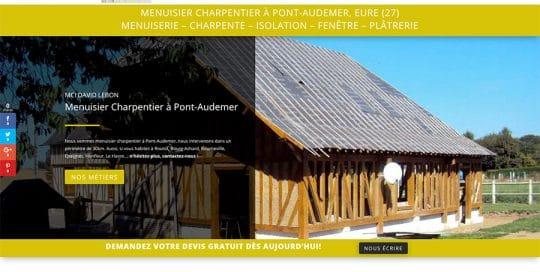 Création site Dieppe