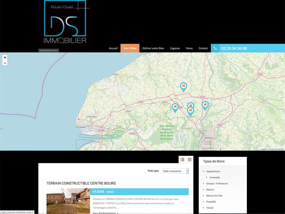 Webmarketing Dieppe